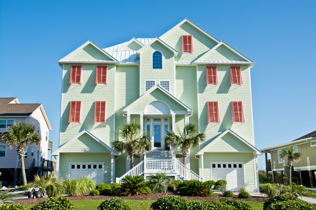 Custom Home Contractor Emerald Isle NC